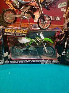 Toy Zone Race Image Die cast Kawasaki KX 250 1:6 Scale New