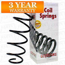 Rear Axle Suspension Coil Spring By Lesjofors Fits OPEL ASTRA, VAUXHALL ASTRA