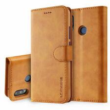 For Huawei P Smart 2019 P30 P20 Pro P10 Lite Magnetic Flip Leather Wallet Case