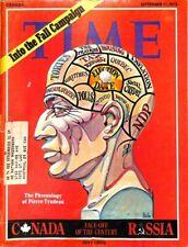 Time, September 11 1972