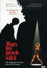 What's Love Got to Do With It? (2003, DVD NIEUW) CLR/CC/5.1/WS/Mult DUB