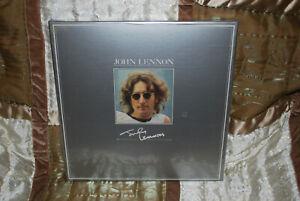 John Lennon 9 Vinyl LP Import Box Set (JLB8) - SEALED!