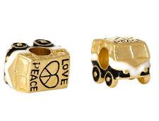 Vw Camper split screen European Charm peace love Volkswagen hippy PD charms bead