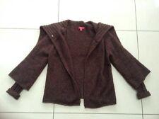 Monsoon Brown Cardigan /Jumper Size UK8