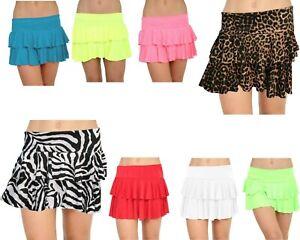 Girls Kids Tutu pleated Skirt Rara Mini Boden School Dance Party Tennis Tartan