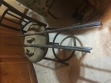 SET 1964 CADILLAC UPPER STAINLESS TRIM WITH LIGHT AND HOUSINGS DECENT