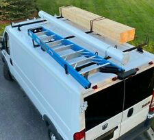 Heavy Duty 3 Bar Steel Ladder roof rack Fits: RAM ProMaster Low Roof all years