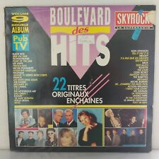 "Various ‎– Boulevard Des Hits Volume 9 (2 x Vinyl 12"", LP, Compilation)"