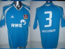 Bayer Leverkusen Adidas 3 Player Issue Shirt Jersey Trikot Matchworn Region Liga