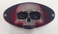 tailight tail light cat eye skull Harley Custom Chopper Bobber motorcycle cycle