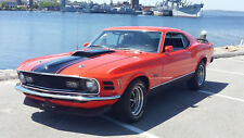 1970 Ford Mustang Mach I sportsroof