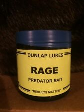 Dunlap Rage bait   8oz -  traps trapping fox urine trapping baits