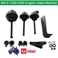 Intake Manifold Air Flap Adjuster Repair Kit For Mercedes-Benz M272 C300 E350