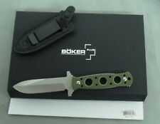 BOKER PLUS KNIFE 02BO289 STEEL RANGER FIXED BLADE G-10 HDL NEW IN BOX!!