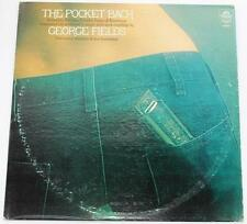 GEORGE FIELDS - The Pocket Bach [Vinyl LP] USA Import S-36067 Classical *EXC*