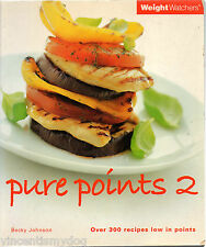 Weight Watchers Pure Points 2 by Becky Johnson (Paperback, 2003)