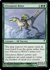 ALLOSAURUS RIDER Coldsnap MTG Green Creature — Elf Warrior RARE