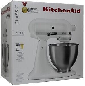 Kitchen Aid KitchenAid 5K45SSEWH 4,3 L weiss