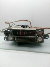 1967 Ford Custom, Galaxie, LTD, Mustang AM Radio 8 Track Tape Player FoMoCo