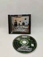 PC CD-ROM Jane's Fleet Command | Good Condition