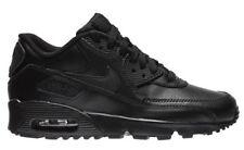 Scarpe sportive Ragazza Nike Air Max 90 ltr GS 833412-001 Nera Pelle 40