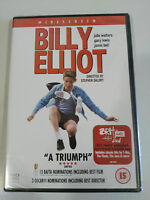BILLY ELLIOT DVD STEPHEN DALDRY JULIE WALTERS ENGLISH nuevo