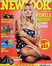 Newlook Magazine novembre 1999 Pamela Anderson lingua francese stile Playboy