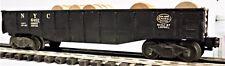 Lionel 6462 New York Central NYC Gondola w / barrell load & box.