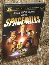 SPACEBALLS 2-DISC DVD SET COLLECTOR'S EDITION, RARE,WIDESCREEN,A MEL BROOKS FILM