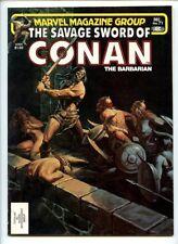 The Savage Sword of Conan #71 (1981) VF+ 8.5