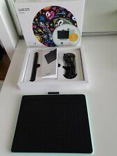 Wacom CTL-4100WL Bluetooth Graphics Tablet with Pen - Pistachio