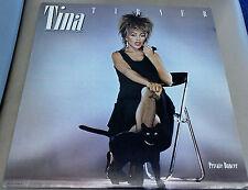 Tina Turner privado Bailarina A1 B1 Excelente Disco De Vinilo Lp EJ 24 0152