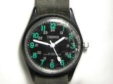 Trooper 24 Hour Watch Water Resistant