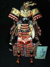 O-yoroi Japanese Samurai Minature Armor Doll__Asian Collectible!