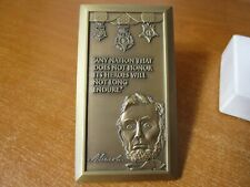 Congressional Medal of Honor Society 2007 Green Bay Convention Challenge Coin