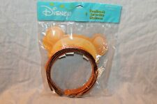 NEW IN PACKAGE WINNIE THE POOH  DISNEY 4- HEADBANDS   PARTY SUPPLIES
