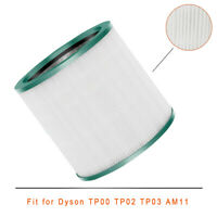 For Dyson TP00 TP02 TP03 AM11 Pure Cool Link Tower Air Purifier 1pcs HEPA Filter