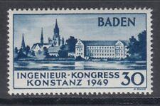 Baden 46 I ** postfrisch Marke 4