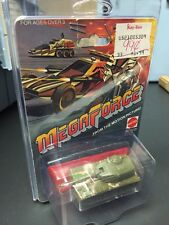 Rare 1981 ERROR 5270 Card Megaforce Battle Tank Die Cast Mattel 5272 Hot Wheels