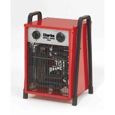 Clarke Diable 6005 Industriel 5KW Électrique Ventilateur Chauffage (3Ph) 6925225