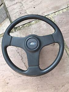 Ford Capri steering wheel