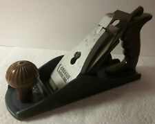 """Vintage CORSAIR by Great Neck Wood Working Plane 9-1/2"""", Made in U.S.A."""