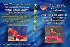 Willie The Bam Expressing The Champions Attitude Through Creative Techniques DVD