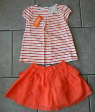 Size 5T,5 years outfit Gymboree,Cute On the Coast,2 pc.set,layered skirt,top,NWT