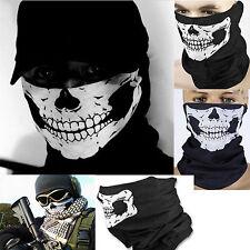 Skeleton Ghost Skull Face Mask Biker Balaclava Call of Duty COD Costume Game BOS