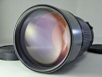 [N.MINT!] Canon New FD 200mm f/2.8 NFD MF Telephoto Prime Lens from Japan JP SLR