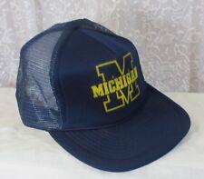 ViTG Michigan State University Snapback Hat Mesh Trucker Segal NCAA Football