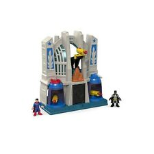 NEW IMAGINEXT DC SUPER FRIENDS HALL OF JUSTICE TRUSTED U.S. SELLER FREE SHIPPING