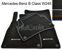 Floor Mats For Mercedes-Benz B Class W245 With AMG Logo & NEW Color Variations