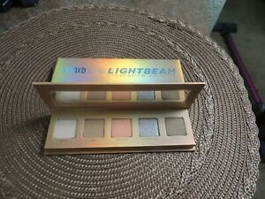 Urban Decay Light Beam 5-Color Eyeshadow Palette MSRP $24